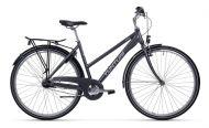 Tunturi polkupyörä Parkway Lady 28'' 7-v. 49 cm antrasiitin harmaa
