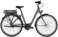 Tunturi polkupyörä eForte Automatic 28'' 5-v. 50 cm mattaharmaa