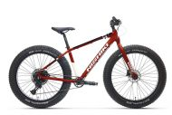 Nishiki polkupyörä Fatbike Durango 26'' 11-v. 43 cm mattapunainen