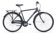 Tunturi polkupyörä Parkway M 28'' 7-v. 58 cm antrasiitin harmaa