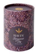 Havi's tuoksukynttilä Bergamont lahjapakkauksessa