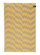 Iittala Aalto Keittiöpyyhe 47x70 cm pellava/keltainen