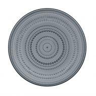 Iittala Kastehelmi lautanen 315 mm tummanharmaa