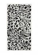 Iittala OTC pyyhe Gepardi 50x70 cm musta/valkoinen