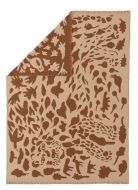 Iittala OTC huopa Gepardi 180x130 cm ruskea