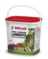 Biolan Marja- ja hedelmälannoite 6 l