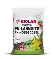 Biolan Syksyn Pk-lannoite 10 l
