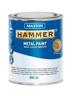Maston metallimaali Hammer 0,9 l kirkas