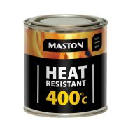 Maston Maali Kuumakesto 400C musta 250 ml