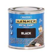 Maston Maali Hammer Sileä musta 250ml
