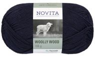 Novita Woolly Wood lanka myrsky 169 100 g