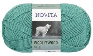 Novita Woolly Wood lanka salvia 313 100 g