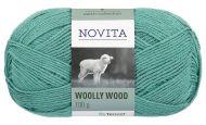 Novita Woolly Wood lanka salvia 313 100 g