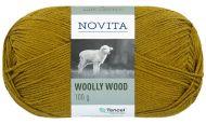 Novita Woolly Wood lanka mätäs 358 100 g