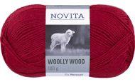 Novita Woolly Wood lanka karpalo 587 100 g