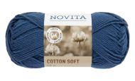 Novita Cotton Soft lanka keskiyö 171 50 g