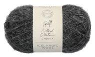 Novita Icelandic Wool lanka 50 g grafiitti 044