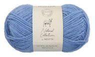 Novita Icelandic Wool lanka 50 g sola 100