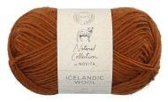 Novita Icelandic Wool lanka 50 g tatti 663