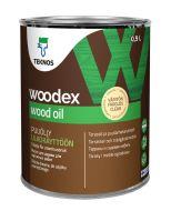 Teknos Puuöljy Woodex Wood Oil Clear 0,9 L
