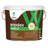 Teknos Puuöljy Woodex Wood Oil Clear 2,7 L