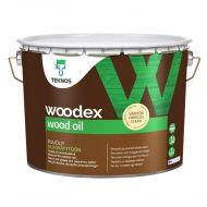 Teknos Puuöljy Woodex Wood Oil Clear 9 L