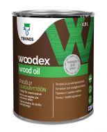 Teknos Puuöljy Woodex Wood Oil Grey 0,9 L