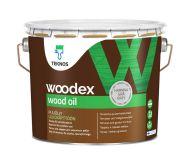 Teknos Puuöljy Woodex Wood Oil Grey 2,7 L