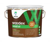 Teknos Puuöljy Woodex Wood Oil Brown 2,7 L