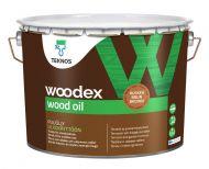 Teknos Puuöljy Woodex Wood Oil Brown 9 L