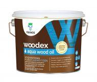 Teknos Puuöljy Woodex Aqua Wood Oil Clear 2,7 L