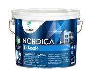 Teknos Nordica Classic talomaali 2,7 L PM3