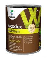 Teknos Puuöljy Woodex Bioleum 0,9 L väritön