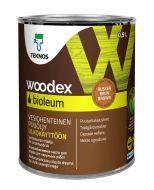 Teknos Puuöljy Woodex Bioleum 0,9 L ruskea
