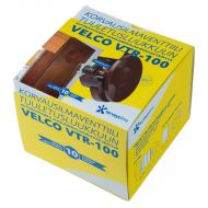 Terveysilma Korvausilmaventtiili VTR-100 8841043 Velco ruskea