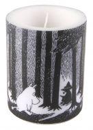 Muurla Muumi kynttilä Nuotiolla 12 cm