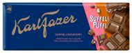 Fazer suklaalevy Suffeli Riisipuffi 198 g