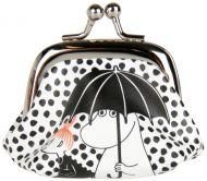 Muumi Sateenvarjo kolikkopussi