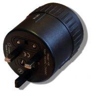 Wave Pistoke matka-adapteri musta