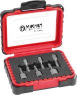 Magnum Magneettihylsysarja 6-osainen