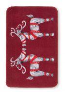Vallila Olkipukki matto 50x80 cm punainen