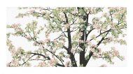 Vallila kylpypyyhe Omenapuu 70x140 rose