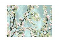 Vallila käsipyyhe Omenapuu 50x70 aqua