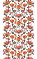Vallila vahakangas Halva 145 cm oranssi