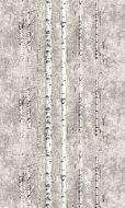 Vallila vahakangas Koivumetsä 145 cm harmaa