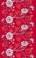 Vallila vahakangas Passion 145 cm punainen