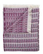 Vallila huopa Taiga 140x190 cm violetti