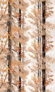 Vallila vahakangas Harmonia 145 cm oranssi