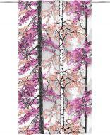 Vallila valmisverho Retriitti 140x250 cm pinkki