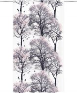Vallila valmisverho Puisto 140x250 cm roosa